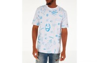 Champion Men's Heritage Scribble Script T-Shirt - White