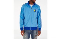 Champion Men's Track Jacket - Active Blue