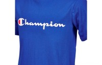 Champion Kids' Heritage T-Shirt - Surf the Web Blue