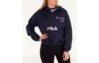 Fila Women's Jana Half-Zip Jacket - Navy