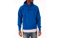 Champion Men's Reverse Weave Garment Dyed Graphic Hoodie - Deep Hotline Blue