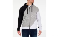 Fila Men's Lazaro Full-Zip Hoodie - Black