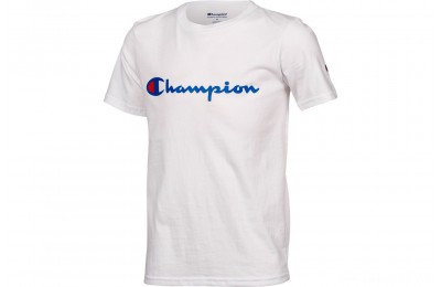 Champion Kids' Heritage T-Shirt - White