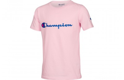Champion Kids' Heritage T-Shirt - Pink