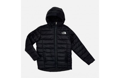 The North Face Boys' Perrito Reversible Jacket Black