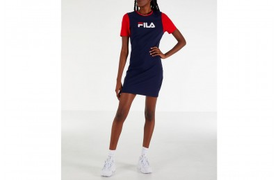 Fila Women's Roslyn Dress - Navy