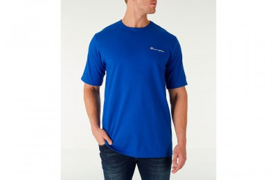 Champion Men's Life Script T-Shirt - Surf The Web