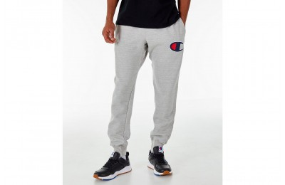 Champion Men's Reverse Weave Jogger Pants - Oxford Grey