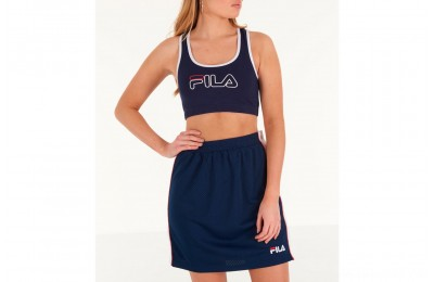 Fila Women's Rebecca Sports Bra - Navy
