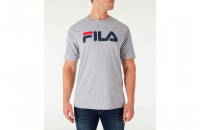 Fila Men's Logo T-Shirt