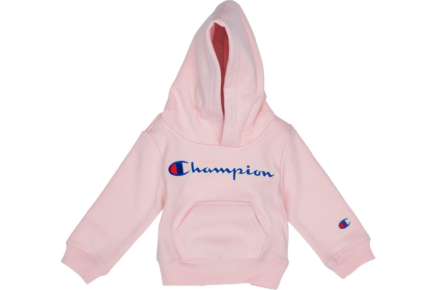 Champion Infant Heritage 2-Piece Hoodie and Joggers Set - Chalk Pink