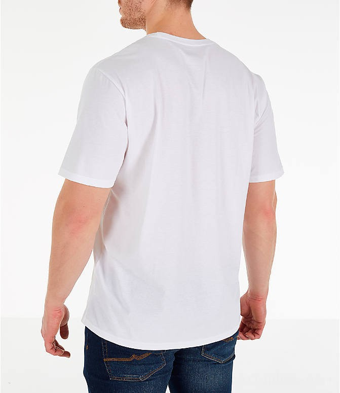 The North Face Men's Never Stop Exploring T-Shirt White
