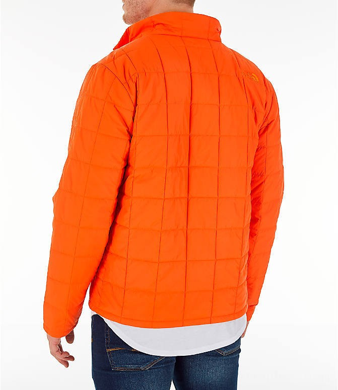 The North Face Men's Harway Jacket Persian Orange
