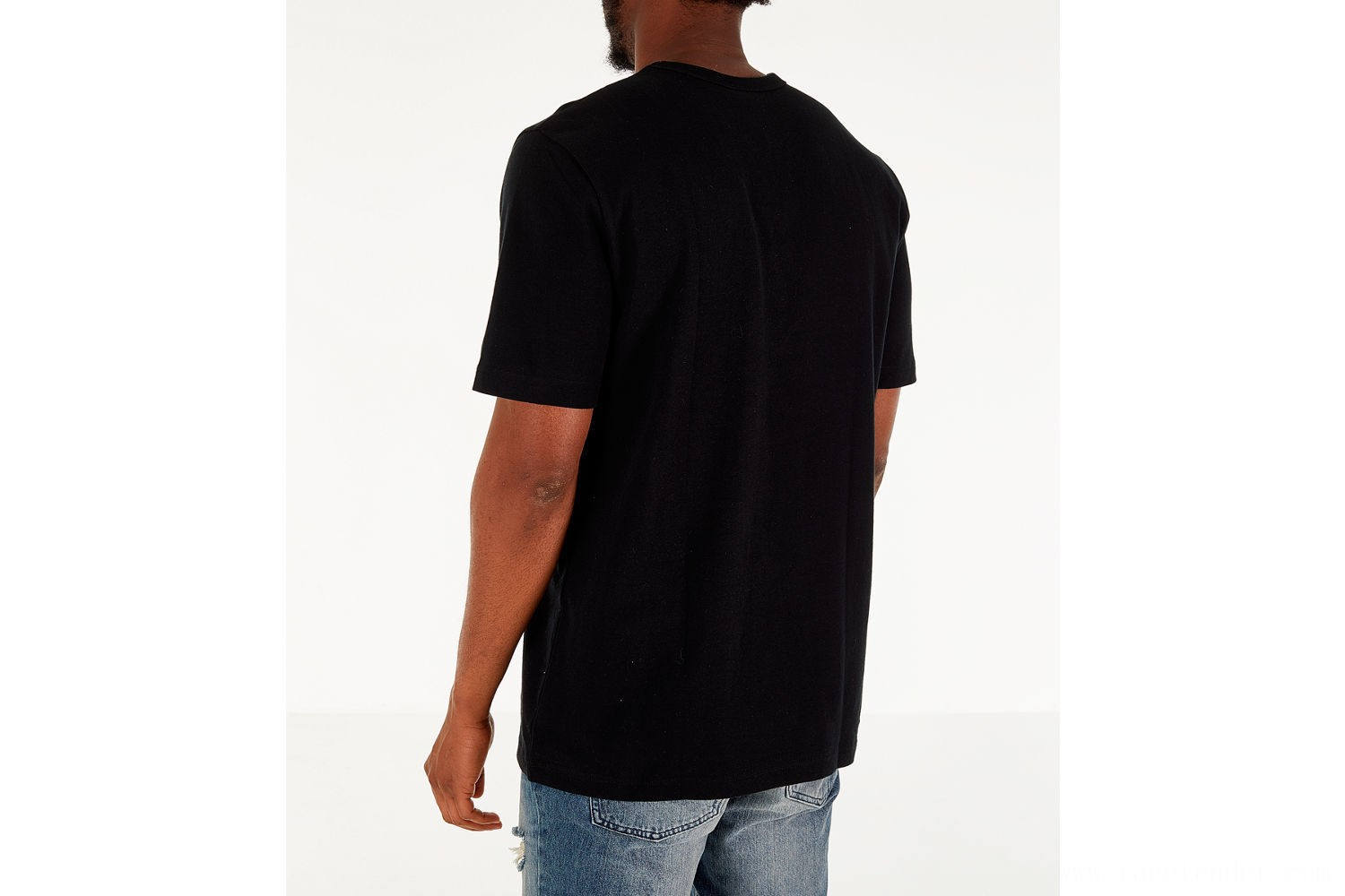 Champion Men's Heritage Pocket T-Shirt - Black
