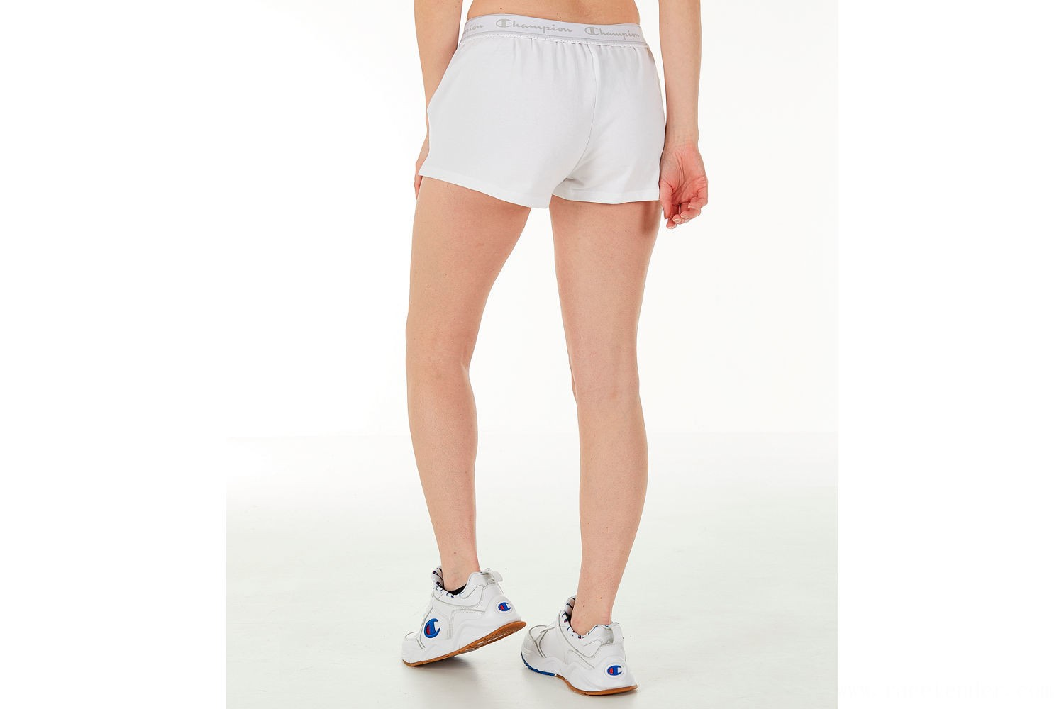 Champion Women's Practice Shorts - White