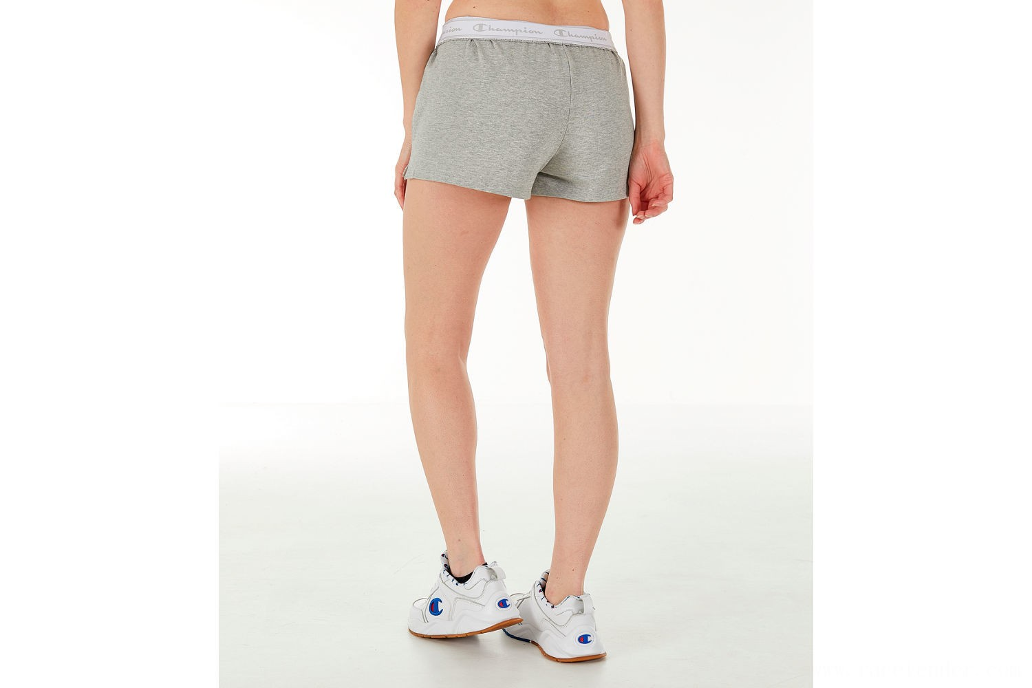 Champion Women's Practice Shorts - Oxford Grey