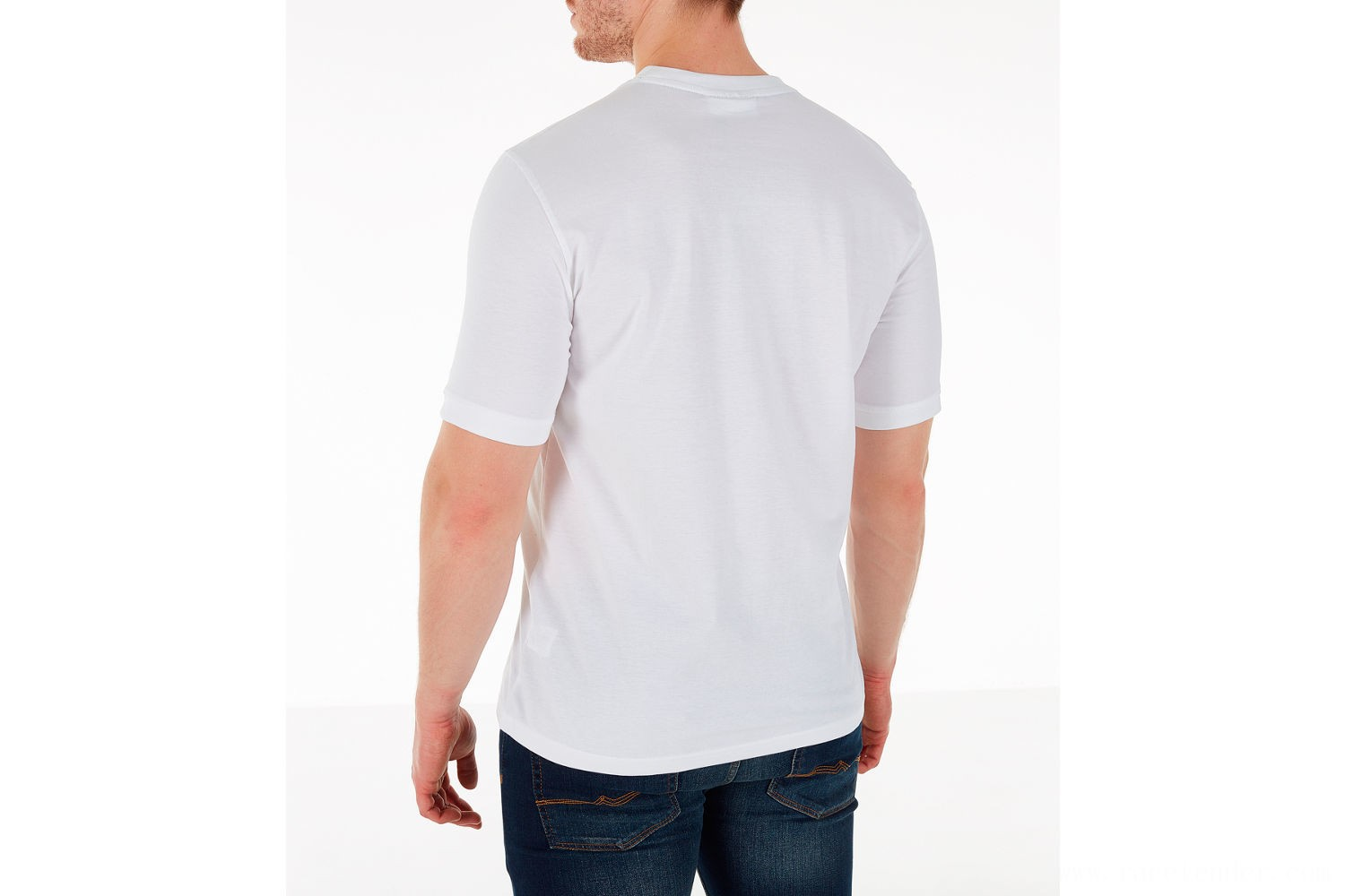 Fila Men's Spiro T-Shirt - White