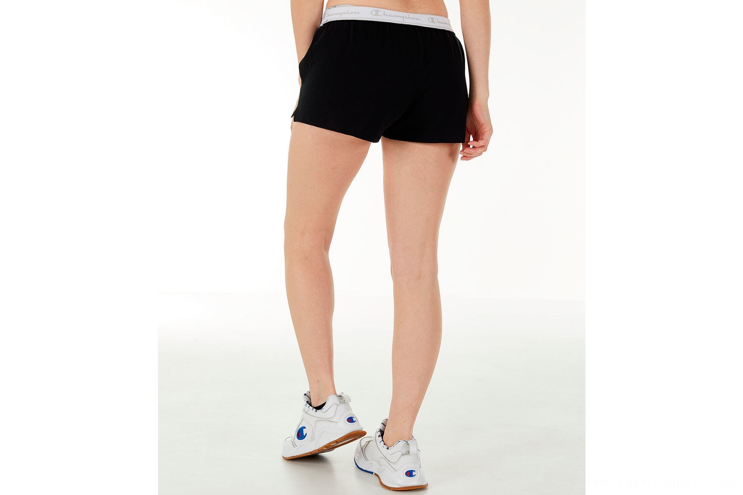 Champion Women's Practice Shorts - Black