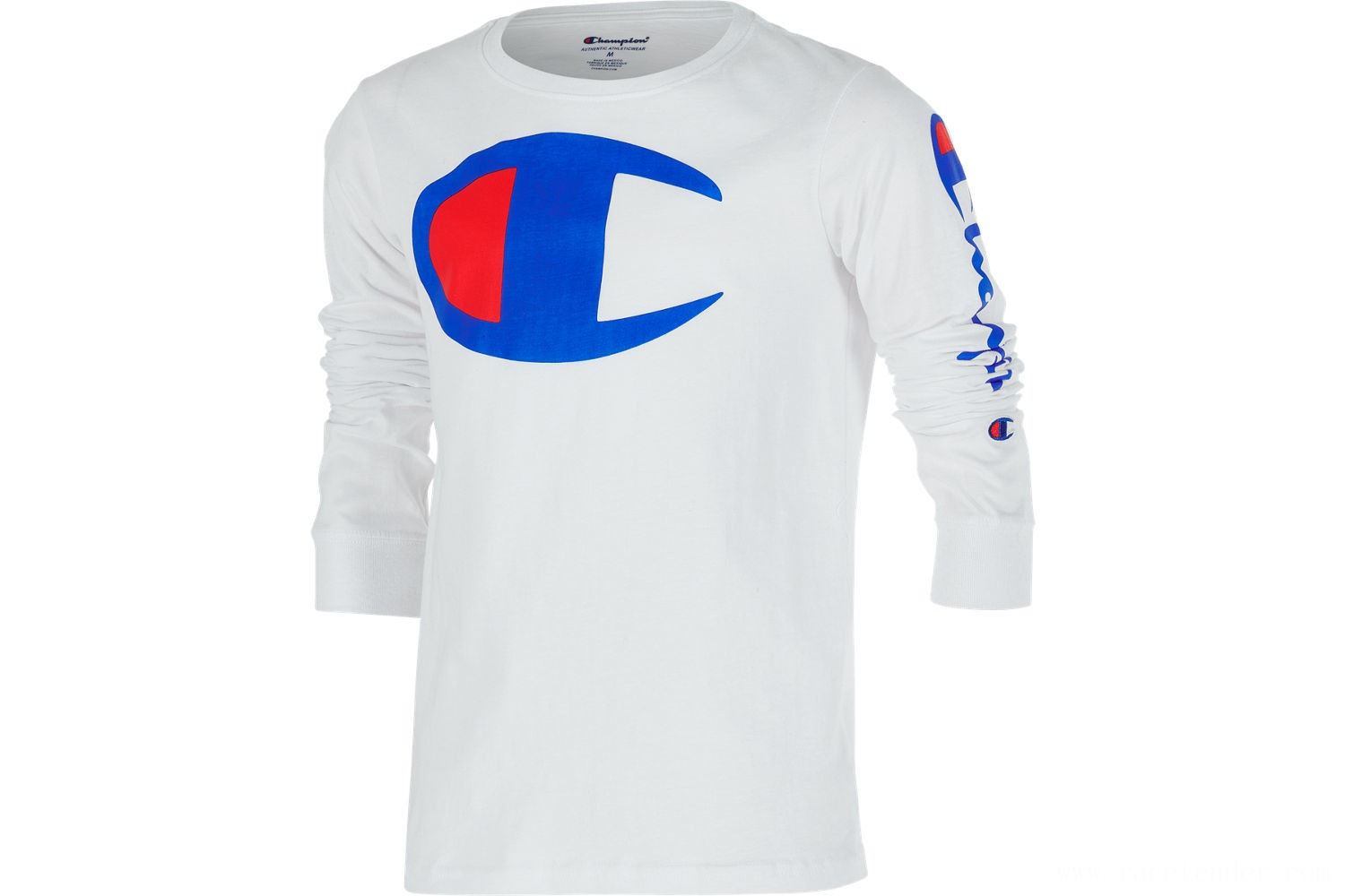 Champion Kids' Heritage Logo Long Sleeve T-Shirt