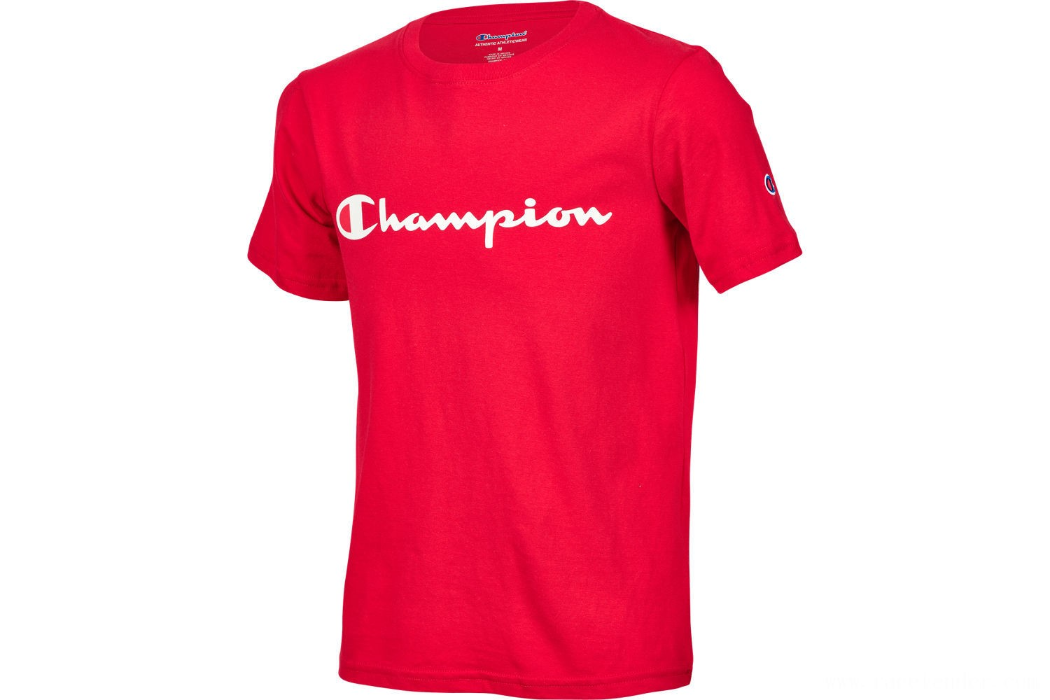 Champion Kids' Heritage T-Shirt - Scarlet Red